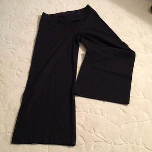 Elie Tahari wide-leg wool pants